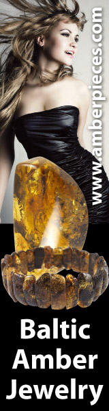 Exclusive Baltic Amber Jewelry
