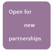Open for new partnership