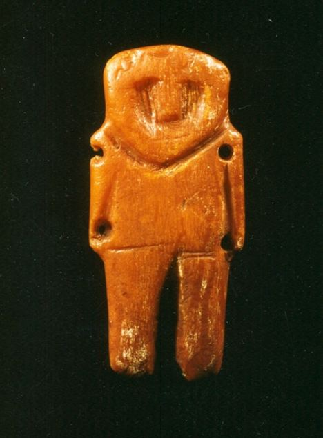 Ancient Amber Amulet