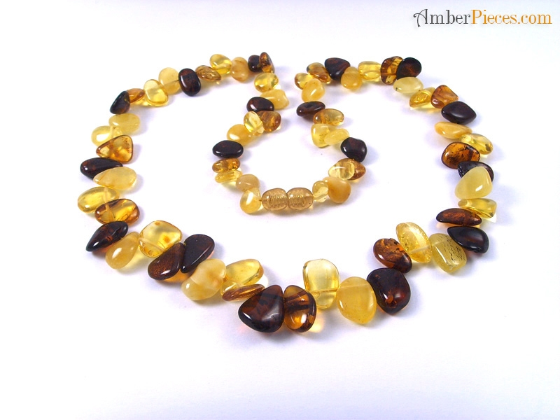 exclusive baltic amber multi color top drilled beads 47 cm 18 inches. Black Bedroom Furniture Sets. Home Design Ideas